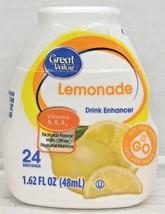 Great Value Lemonade Liquid Water Drink Enhancer 1.62 oz - $4.88