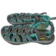 Keen Womens Whisper Aqua Waterproof Hiking Sandals Size US 7.5 or 8?  - $34.62