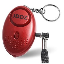 JDDZ Personal Alarm, 140db Siren Song Emergency Self Defense Protection ... - $15.02