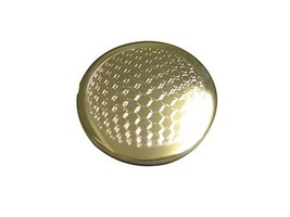 Kiola Designs Gold Toned Etched Round Golf Ball Magnet - $19.99