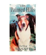 Lassie's Greatest Adventure-The Painted Hills (Color VHS) - $5.81