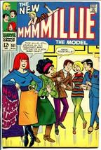 Millie The Model #161 1968-Marvel-Chili appears-FN/VF - $56.75