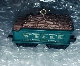 2000 Hallmark Keepsake Christmas Ornament Tender Lionel Train Collectors... - $16.64