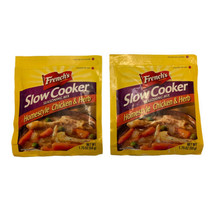 2 French's Slow Cooker Homestyle Chicken & Herb Seasoning Mix   - $29.69