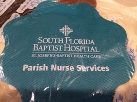 NIP Nurse Services South FL Baptist Hospital Rubber Jar Lid Opener Gripp... - ₨802.39 INR
