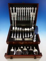 Melrose by Gorham Sterling Silver Flatware Set 8 Service Place Size 83 pieces - $4,995.00
