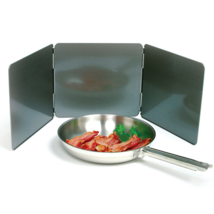 Norpro Nonstick 3 Sided Splatter Guard - Kitchen Cooking Stove Protector - $8.99