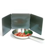 Norpro Nonstick 3 Sided Splatter Guard - Kitchen Cooking Stove Protector - $171,23 MXN