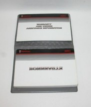 2003 Pontiac Bonneville Factory Original Owners Manual Book Portfolio #49 - $17.77