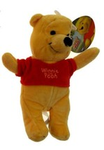 Disney Winnie the Pooh Stuffed Animal Plush Soft Toy Bear Doll Plush - $4.39