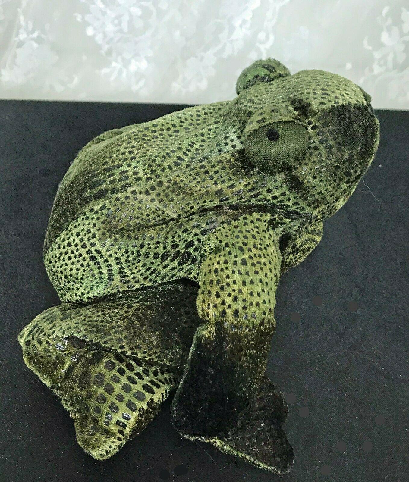 Cool Russ Berrie Co Bean Bag Frog Approx 8 And 50 Similar Items Frankydiablos Diy Chair Ideas Frankydiabloscom