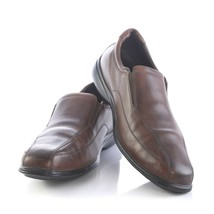 Cole Haan Brown Leather Bicycle Toe Loafers Casual Comfort Shoes Mens 10... - $44.44
