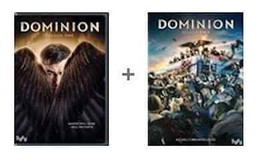 Dominion First Second Season 1 2 One Two Complete Series DVD Set Collect... - $90.08