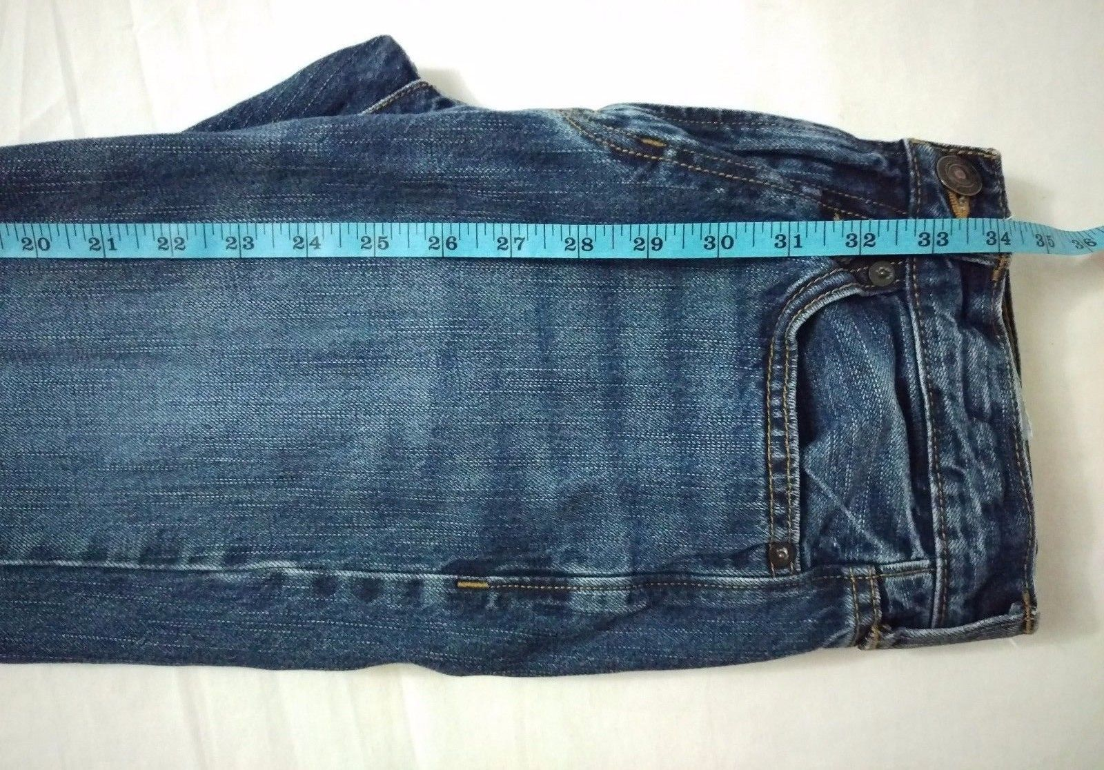 American Eagle Jeans Mens Size 26x30 Original Straight