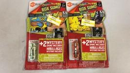 2 - HexBug Nano Box Sumo Vibration Powered SEALED Crying Baby + 2 Mystery Skins - $12.86