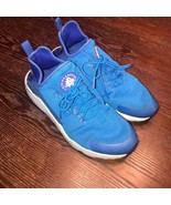 Nike Air Huarache Run Ultra Photo Blue/White 819151-400 Women's Size 10.5 - $64.34
