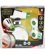 Hasbro STAR WARS THE RISE OF SKYWALKER D-0 Remote Control R/C DROID Soun... - $64.34