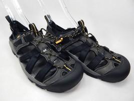 Keen Owyhee Size US 10.5 M (D) EU 44 Men's Sport Sandals Shoes Black 1002161