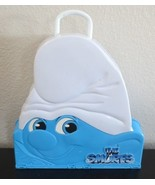 Smurf Case with 7 Smurfs 2011 - $35.63