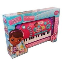 Doc McStuffins Electronic Keyboard - Record and Play own Songs - 855069 ... - $48.91