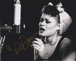 Andra Day Signed Autographed Glossy 8x10 Photo - $49.99