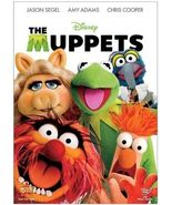 The Muppets (DVD, 2012) - $7.00