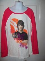 Disney Camp Rock Shane Long Sleeve Shirt Size S (7/8) Girl's Nwot - $17.60
