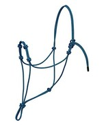 Silvertip Weaver Leather Four Knot Rope Halter - $32.24