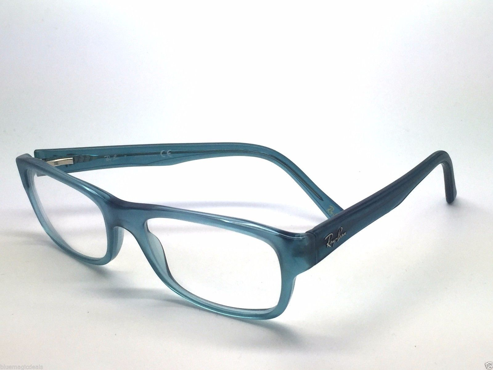 529e83c27c Ray Ban Eyeglasses RB 5268 5121 Matte Blue and 50 similar items