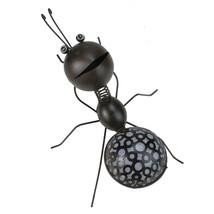 Select Artificials 12IN LED Solar Espresso Brown Wire Ant Garden Solarlight - $38.11