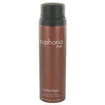 Euphoria by Calvin Klein Body Spray 5.4 oz for Men - $12.39