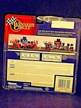Winner's Circle NASCAR Pit Row Series#3 red Dale Earnhardt High Performance image 3