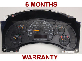 2002 Chevrolet Express GMC Savanah 1500, 2500, 3500 Truck  Instrument Cl... - $133.60