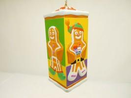 "Hallmark Keepsake 2004 ""Santa, Look at Me!"" Gingerbread Man Puzzle Ornament - $9.89"