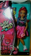 2019 Mattel Wild Hearts Crew Jacy Masters Doll - $19.31