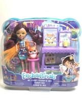 Enchantimals Felicity Fox And Flick Art Studio Doll Playset Mattel - $21.78