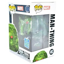 Funko Pop! Marvel Man-Thing 2019 SDCC Summer Convention Exclusive #492 image 2