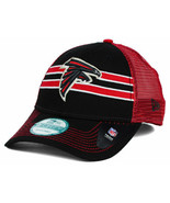 Atlanta Falcons New Era 9Forty Frontband NFL Football Team Logo Trucker ... - $22.75