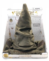 Harry Potter Real Talking Hogwarts Sorting Hat Animatronic Toy & Puppet - $43.56