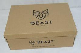 Beast Fashion Carrie 01 Black Fringe Slip On Shoes Size 6 And Half image 7