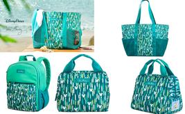 Disney Parks Vera Bradley Lunch Cooler Tote Bag Backpack Mickey Showers - $108.85+