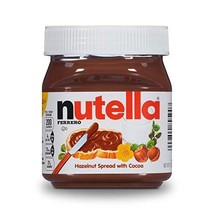 Nutella Chocolate Hazelnut Spread, Perfect Topping for Pancakes, 13 Ounc... - $13.08