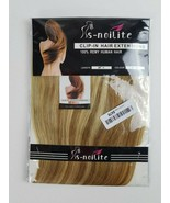 S-noilite Clip in Human Hair Extensions Balayage 100% Remy Human Hair - $73.26