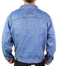 Levi's Strauss Men's Classic Cotton Button Up Denim Jean Jacket 247660000 image 2