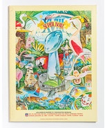 Super Bowl XVIII Program, Los Angeles Raiders vs. Washington Redskins, T... - $20.00