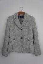 Talbots Womens Textured Blazer Jacket Size 6 NWOT - $59.39