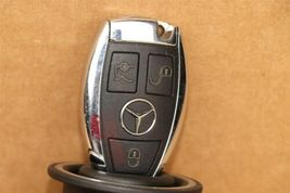 Mercedes Ignition Start Switch Module & Key Fob Keyless Entry Remote 2095453308 image 3