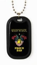 Eagle Crest - United States Military Academy West Point Proud Dad Keychain - $8.68