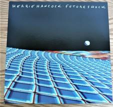 Herbie Hancock Future Shock 1983 Columbia FC 38814 Jazz Funk LP Vtg Viny... - $20.00
