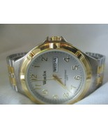 Westclox Analog Wristwatch with Water Resistance - $74.00